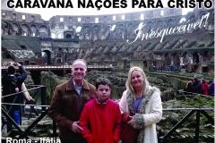 Caravana Nações para Cristo - Fev 2014